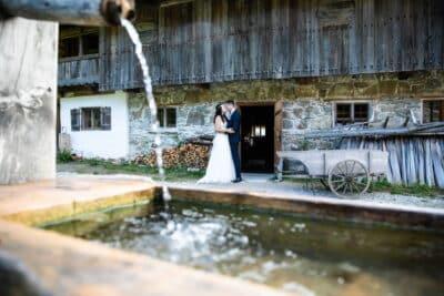 Hochzeitsfotograf Salzburg München Wien - ein ruhiger Moment