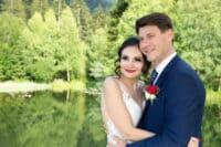 Fotograf auf dem Winterstellgut Hochzeit von D&W