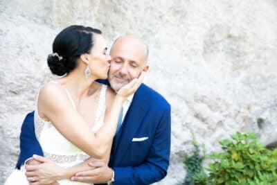 Hochzeitsfotograf Salzburg im Schloss Mönchstein Hochzeit für Sabine und Wolfgang