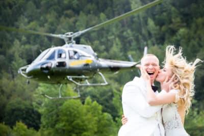 Hochzeit in Salzburg oder in den Bergen oder am See