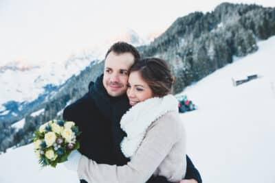 Hochzeit in den Bergen Maria Alm